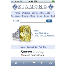 ziamondmobilesite
